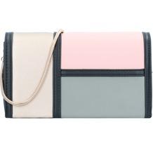 Pauls Boutique Powis Vivienne Mini Bag Umhängetasche 19 cm pink   black