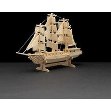 PEBARO Holzb. Segelschiff 80T.