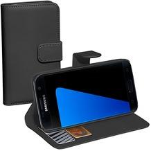 Pedea BookCover Classic für Samsung Galaxy S7, schwarz