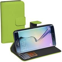 Pedea BookCover Classic Samsung Galaxy S6 Edge, grün