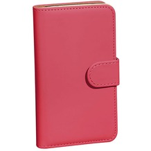 Pedea BookCover Premium für Apple iPhone 6/6S, magenta
