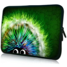 Pedea Design Tablet-Tasche 10,1 Zol green hedgehog