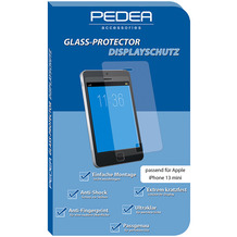 Pedea Display-Schutzglas für Apple iPhone 13 mini