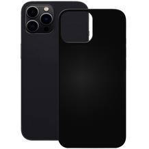 Pedea Soft TPU Case für iPhone 13 Pro, schwarz