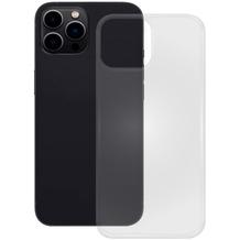 Pedea Soft TPU Case für iPhone 13 Pro, tranparent