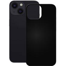 Pedea Soft TPU Case für iPhone 13, schwarz