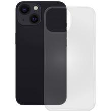 Pedea Soft TPU Case für iPhone 13, tranparent