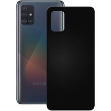 Pedea Soft TPU Case für Samsung Galaxy A52, schwarz