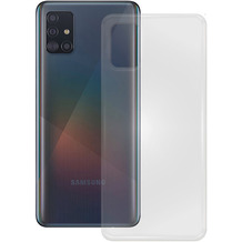 Pedea Soft TPU Case für Samsung Galaxy A52, transparent