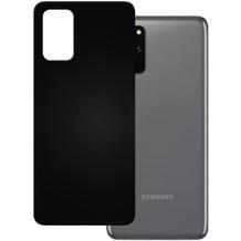 Pedea Soft TPU Case für Samsung Galaxy S20, schwarz