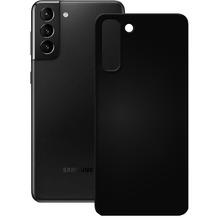 Pedea Soft TPU Case für Samsung Galaxy S21 FE, schwarz