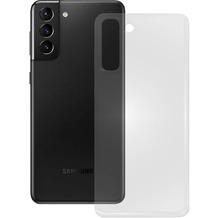 Pedea Soft TPU Case für Samsung Galaxy S21, transparent