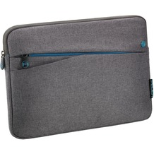 Pedea Tablet-Tasche 10,1 Zoll (25,7cm), grau Fashion