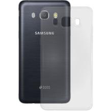 Pedea TPU Case glatt Samsung Galaxy J5 2016, transparent