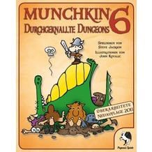 Pegasus Spiele Munchkin 6 überarbeitete Neuauflage