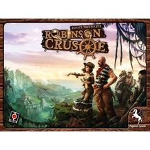 Pegasus Spiele Robinson Crusoes Vermächtnis