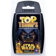 Winning Moves Star Wars I-III Top Trumps