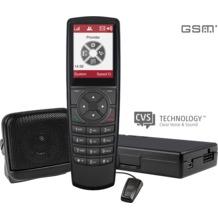 pei tel PTCarPhone 510 GSM, schwarz
