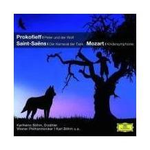 Peter und der Wolf / Der Karneval der Tiere / Kindersinfonie Hörbuch