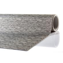 Peyer Syntex Teppich Mira Jacquard uni melange grau 60 cm x 110 cm