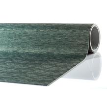 Peyer Syntex Teppich Mira Jacquard uni melange grün 60 cm x 110 cm