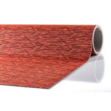 Peyer Syntex Teppich Mira Jacquard uni melange rot 60 cm x 110 cm