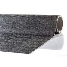 Peyer Syntex Teppich Mira Jacquard uni melange schwarz 60 cm x 110 cm