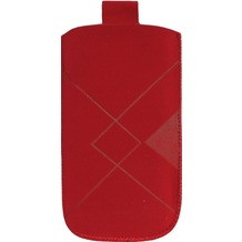 Twins Universaletui Pouch XS, rot