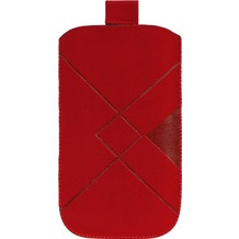Twins Universaletui Pouch S, rot