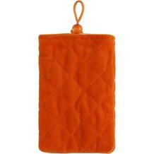 Twins Universaltasche Soft Pearl Square, orange