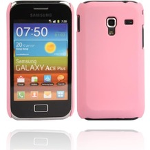 Twins Shield Matte für Samsung S7500 Galaxy Ace Plus, pink