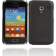 Twins Shield Matte für Samsung S7500 Galaxy Ace Plus, schwarz