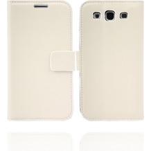 Twins BookFlip für Samsung Galaxy S3, weiß