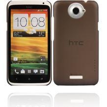 Twins Micro für HTC One X, grau