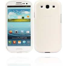 Twins Glamour für Samsung Galaxy S3, weiß