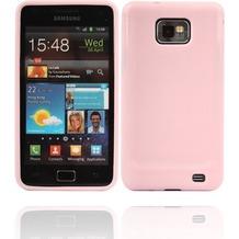 Twins Glamour für Samsung i9100 Galaxy S2, pink