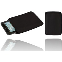 Twins Neoprentasche für 7 Zoll Tablet-Computer, schwarz