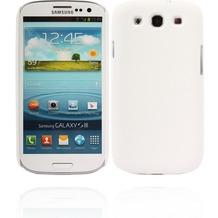 Twins Shield Matte für Samsung Galaxy S3, weiß