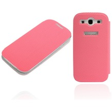 Twins Slim BookFlip für Samsung Galaxy S3, pink