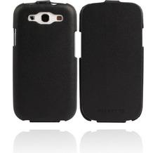 Twins Flip Logo für Samsung Galaxy S3, schwarz