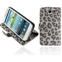 Twins Wild BookFlip Pro für Samsung Galaxy S3, grau
