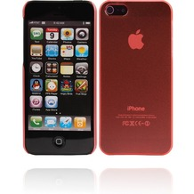 Twins Micro für iPhone 5/5S/SE, rot