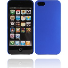Twins Shield Matte für iPhone 5/5S/SE, blau