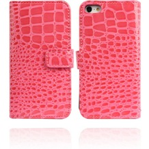Twins BookFlip Pink Dragon für iPhone 5/5S/SE