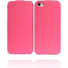 Twins Flip für iPhone 5/5S/SE, pink