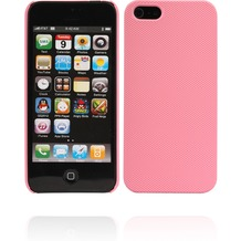 Twins Shield Mesh für iPhone 5/5S/SE, rosa