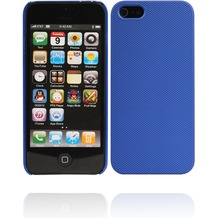 Twins Shield Mesh für iPhone 5/5S/SE, blau