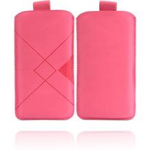 Twins Pouch für iPhone 5/5S/SE, pink
