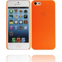 Twins Perforated für iPhone 5/5S/SE, orange