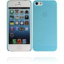 Twins Perforated für iPhone 5/5S/SE, hellblau
